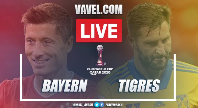 Goal and highlights: Tigres 0-1 Bayern Munich, 2021 Club World Cup