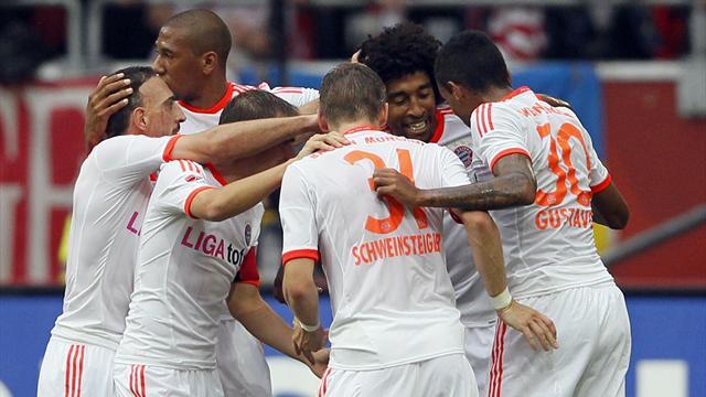 El Bayern afianza su liderato a base de récords