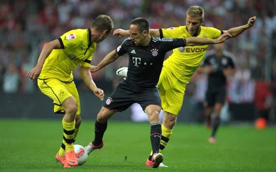 Impresiones después de la Supercopa alemana