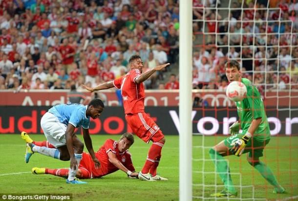 Un Bayern vainqueur mais fébrile