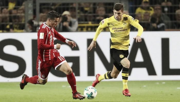 Der Klassiker define continuidade de Bayern e Borussia Dortmund na Copa da Alemanha