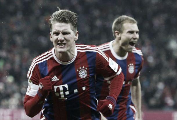 Pastel de goles en Múnich