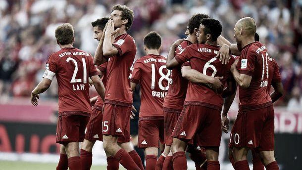 Golpe de autoridad en Múnich
