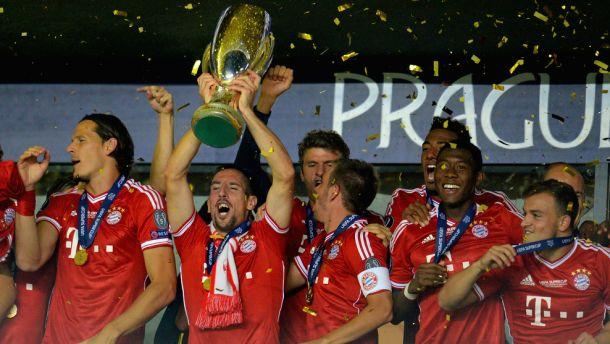 Premier titre pour le Bayern de Guardiola