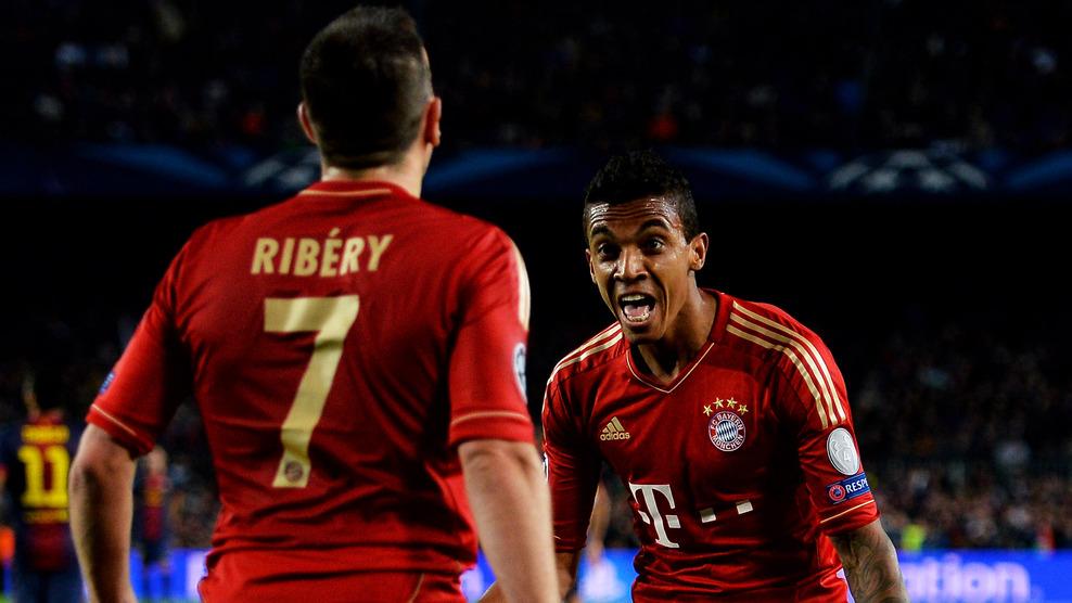 Bayern goleia o Barcelona outra vez e garante final alemã