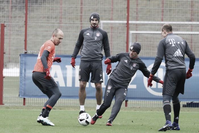 Bayern e Leipzig se enfrentam no jogo mais aguardado da Bundesliga