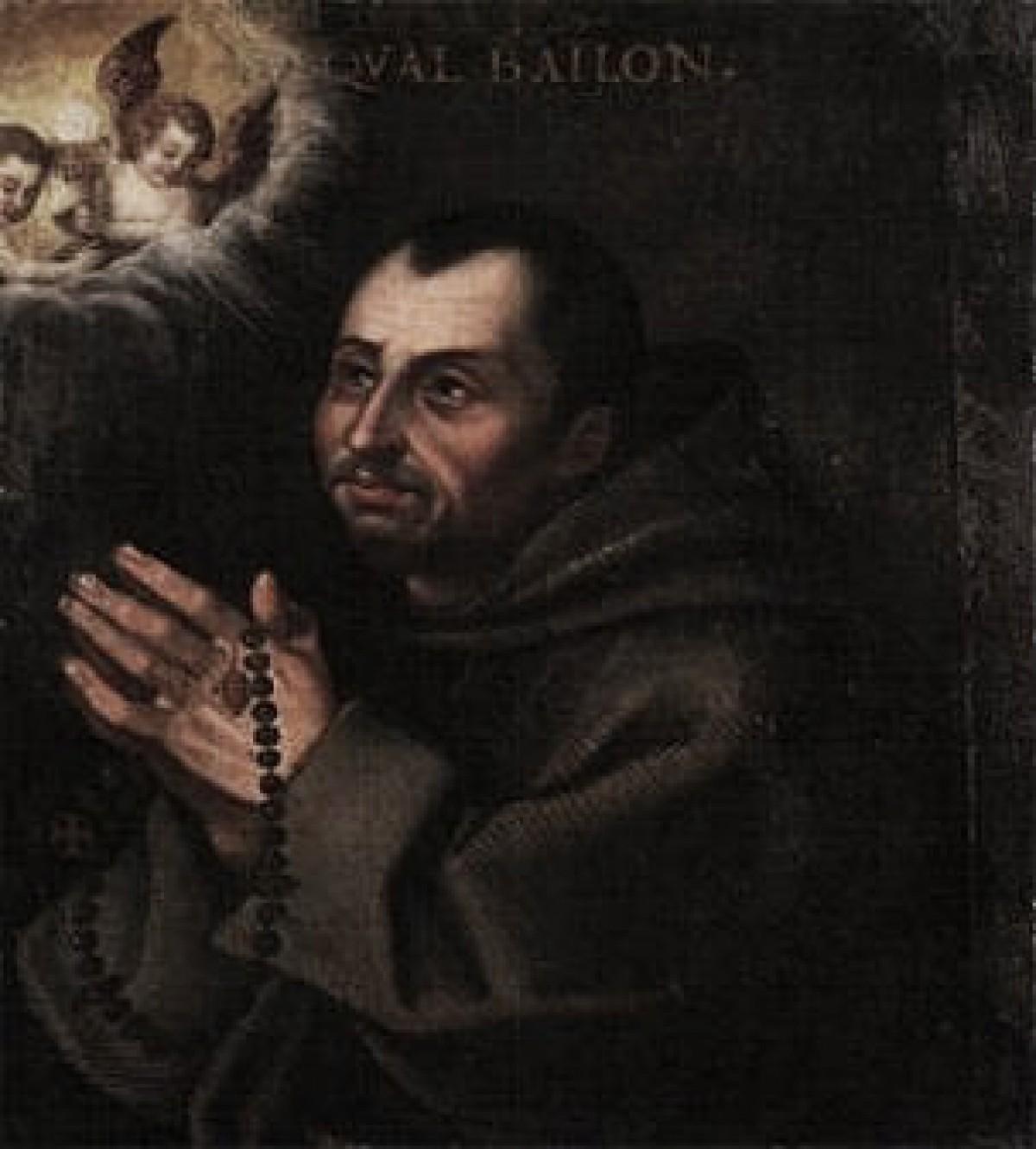 San Pascual Baylón y sus tres golpes anunciadores de desgracias