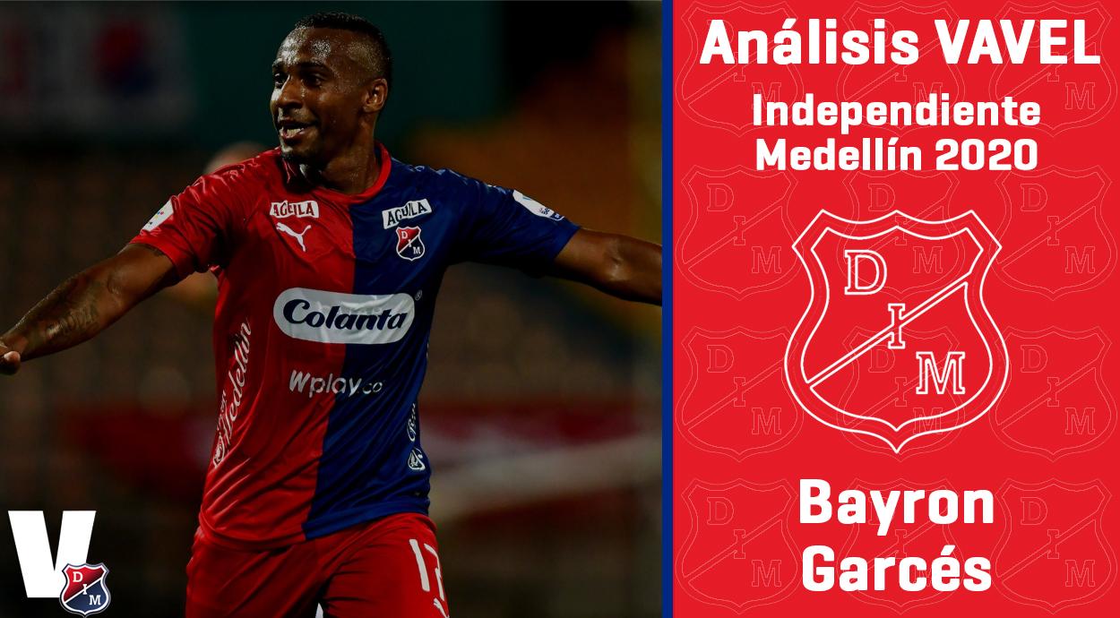 Análisis VAVEL, Independiente Medellín 2020: Bayron Garcés