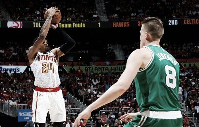 Nba playoffs, Celtics sepolti dalle triple di Atlanta in gara 5 (110-83)