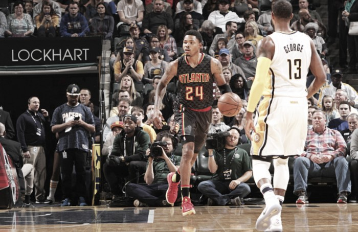 Atlanta Hawks bounce back with 96-85 win over Indiana Pacers