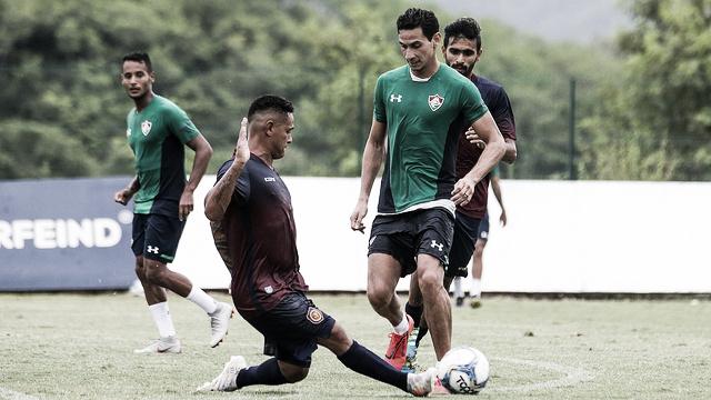 Fluminense divulga informações sobre venda de ingressos para estreia de Ganso