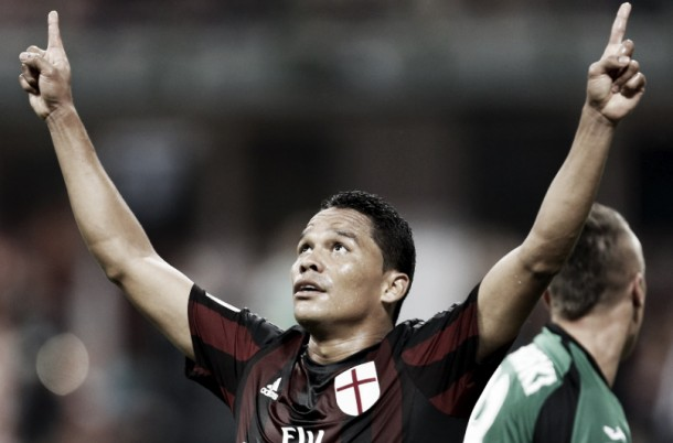 """Bacca has """"scoring in his blood"""" says agent"""