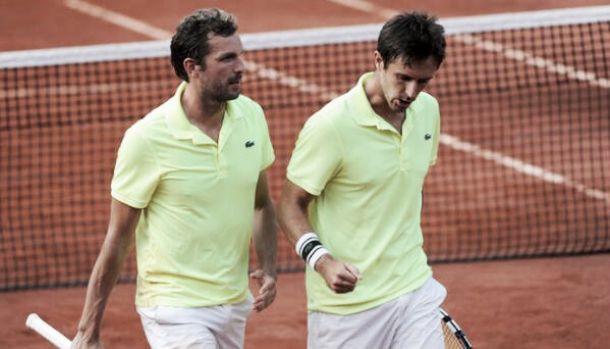 Roland Garros : Roger-Vasselin/Benneteau titrés