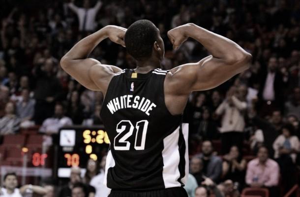 NBA, Miami e il Whiteside Effect