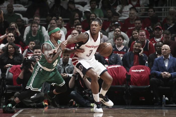 NBA playoffs, Washington travolge ancora i Celtics in gara-4 (121-102)