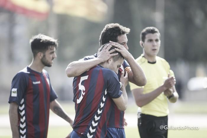 El Gavà sobrevive y vence en el descuento al Atlético Levante
