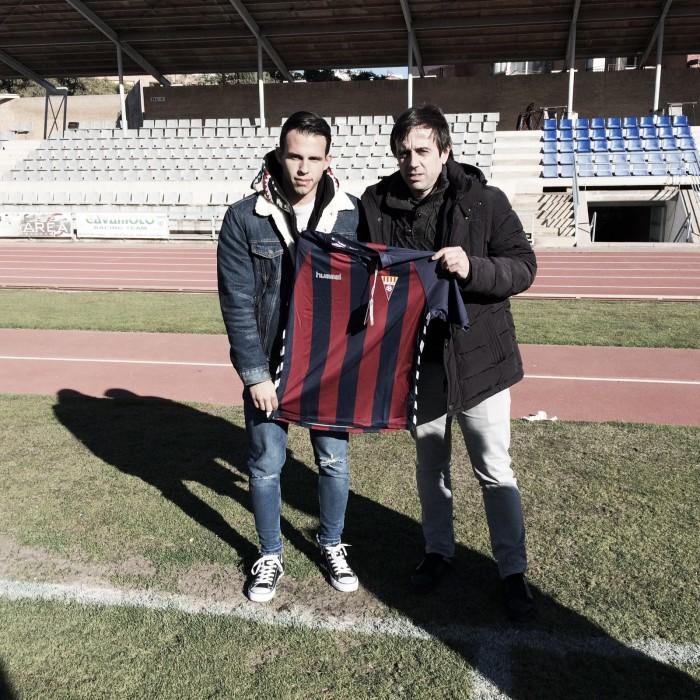 El Gavà anuncia la llegada de Guillermo y el director deportivo Mario Barri