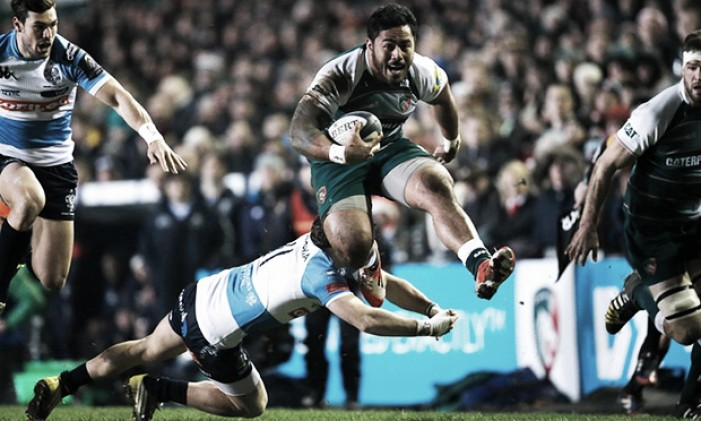 Champions Cup: Round five review