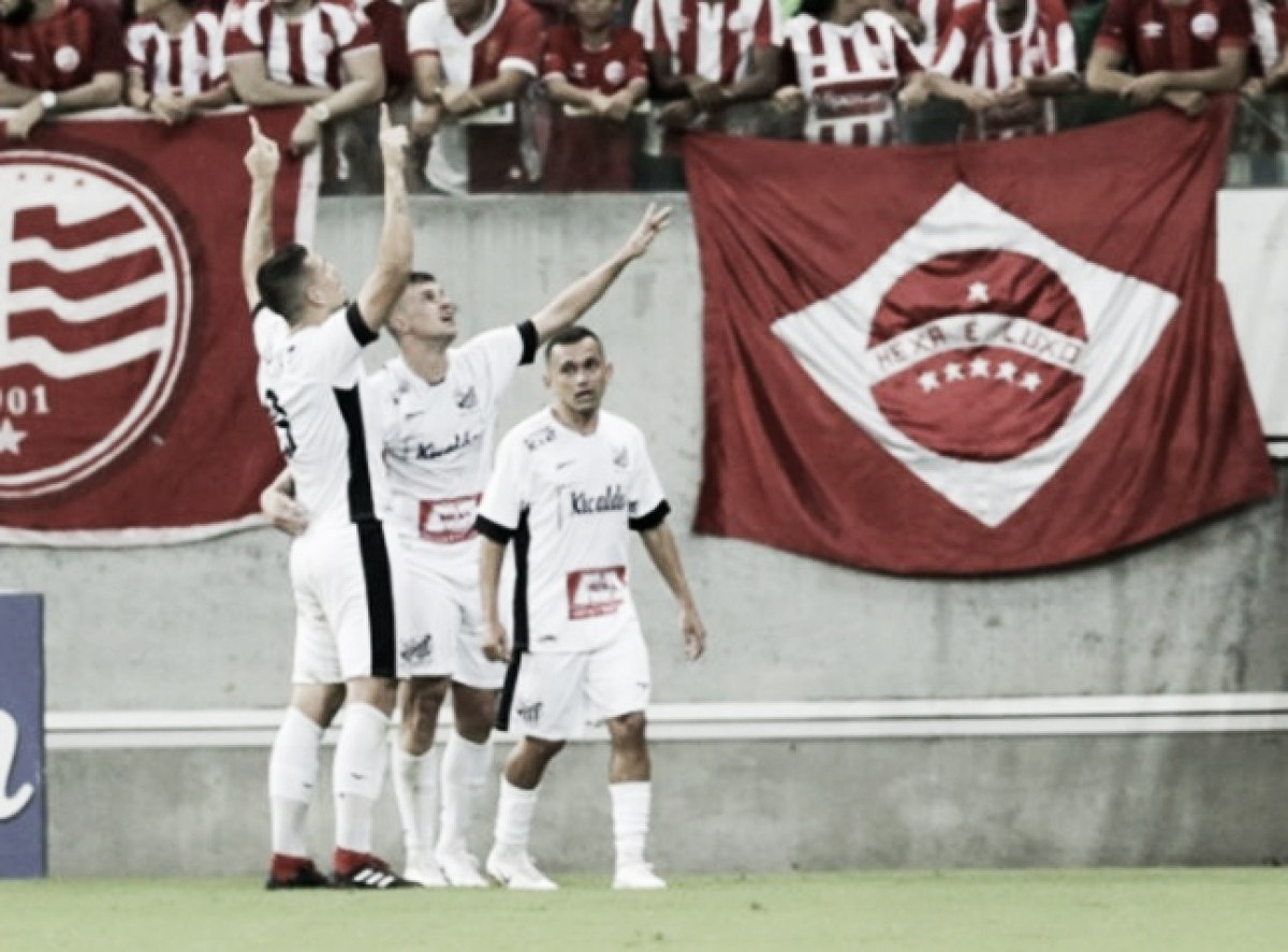 Subiu! Bragantino segura empate com Náutico e volta à Série B