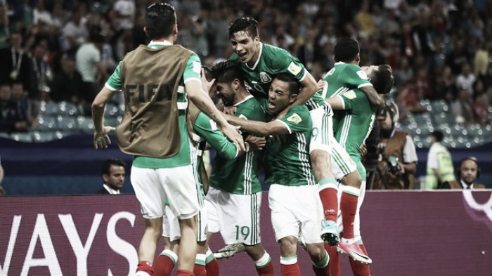 Mexico and Portugal advance to Confederations Cup semis
