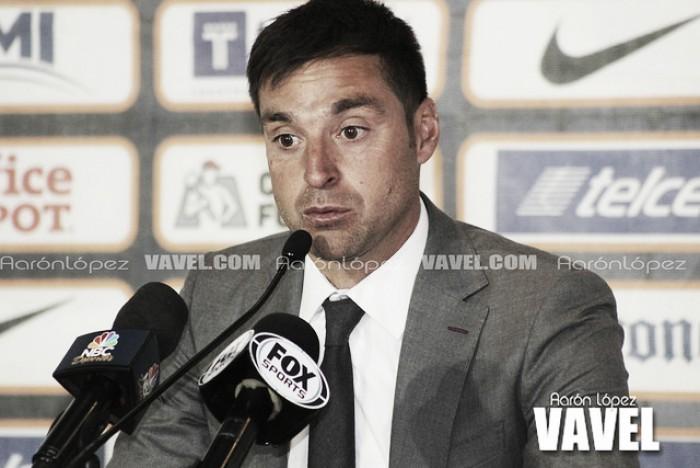 """Diego Alonso: """"Estoy feliz con lo realizado"""""""