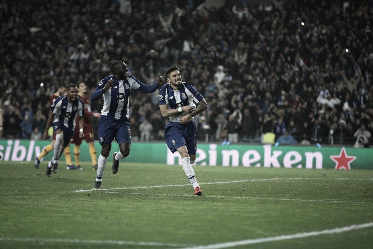 """Após avanço histórico, Alex Telles diz: """"Não fui eu quem marquei o gol e sim a equipe inteira"""""""
