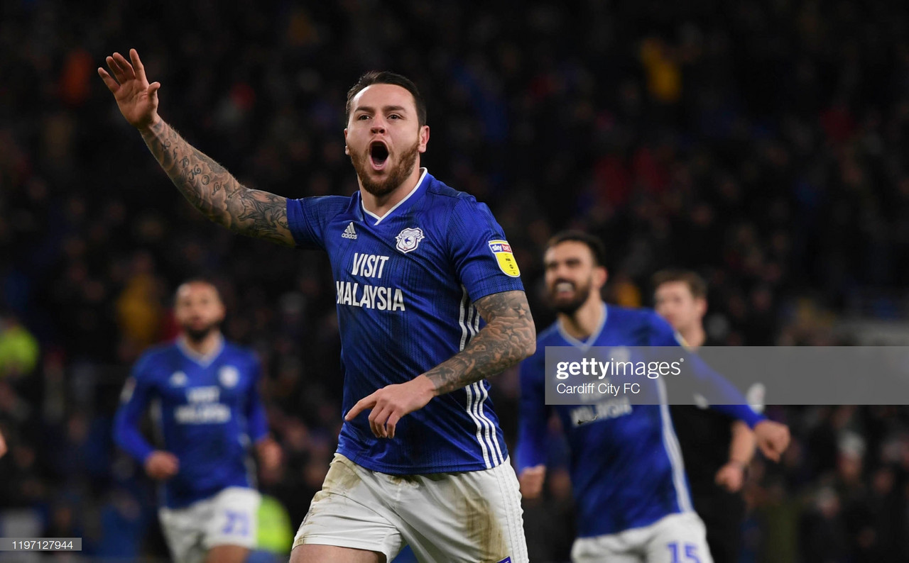 Cardiff City 2-1 West Bromwich Albion: Baggies' poor run continues