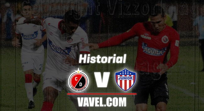 Historial Cúcuta vs Junior: amplia superioridad