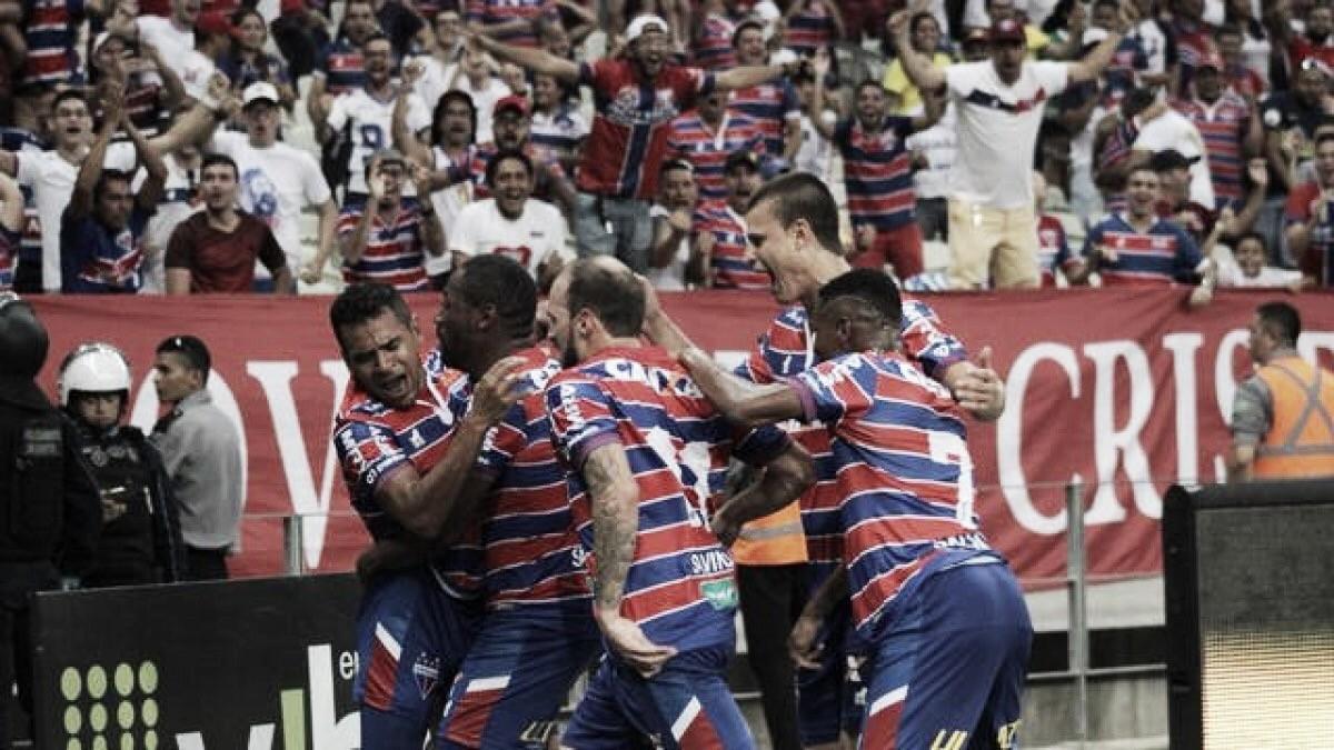 Fortaleza vence Coritiba e se isola na liderança da Série B