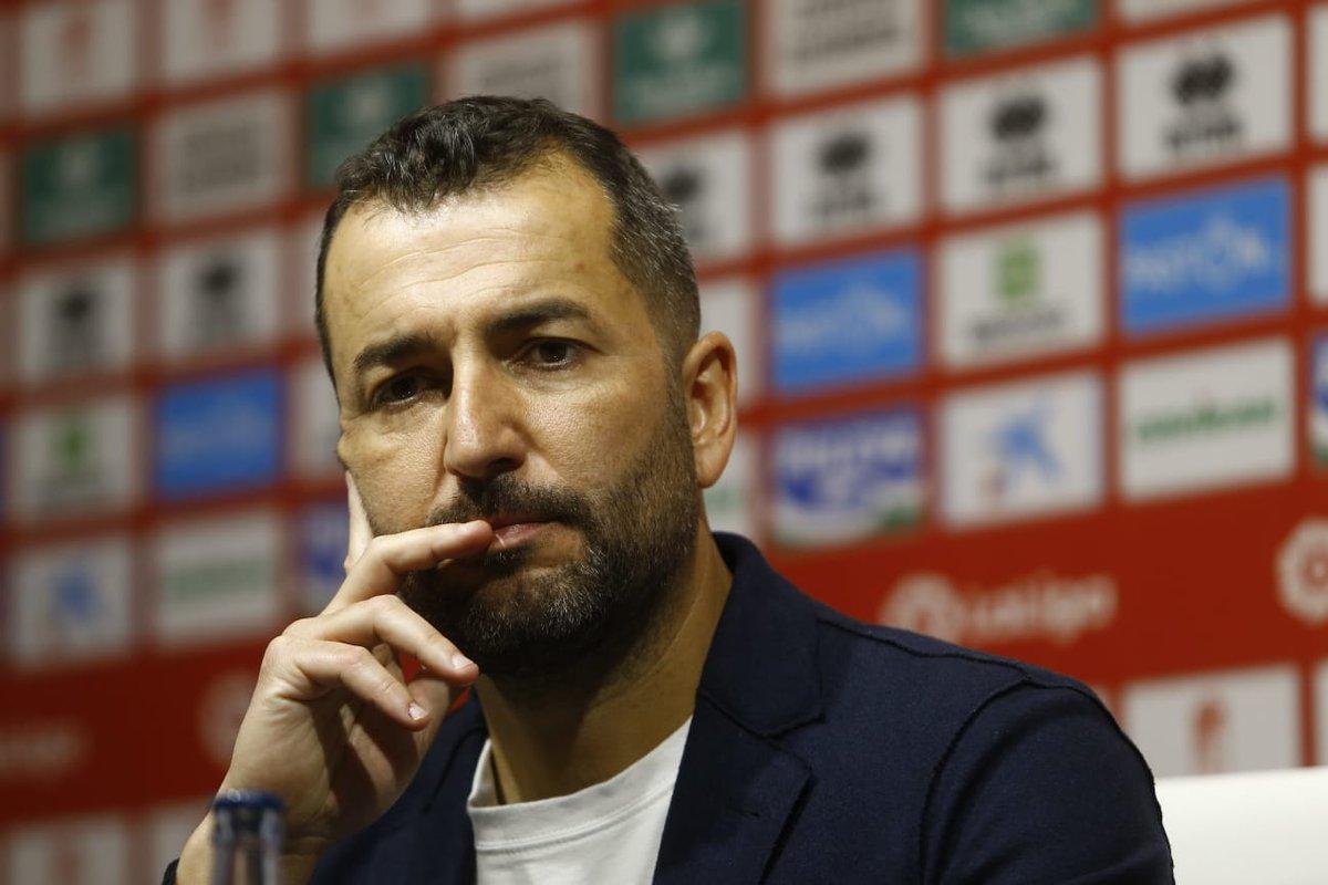"""Diego Martínez: """"Nuestro objetivo es estar un año más en Primera"""""""