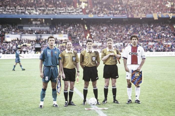 Recopa 1997, la final del PSG y el Barça de Ronaldo