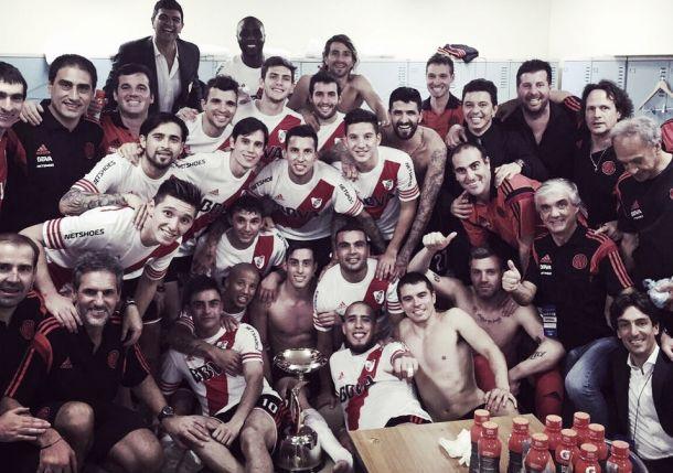 Una Copa más y sigue la alegría