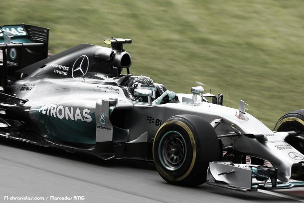 Rosberg roi du Tyrol