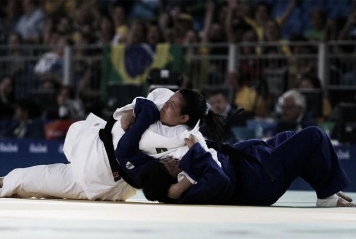 Judô: Deanne Almeida sofre derrota para Christella Garcia e se despede da Paralimpíada