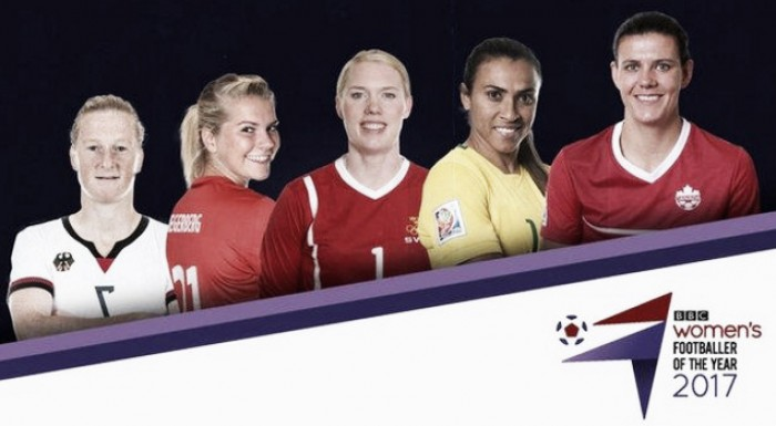 BBC Women's Footballer of the Year shortlist features two NWSL Stars
