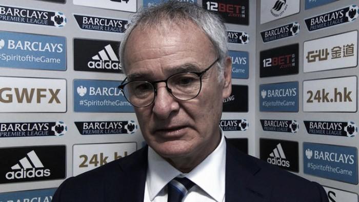 """Ranieri: """"Morgan y Vardy son muy fuertes físicamente, podrán jugar el sábado"""""""