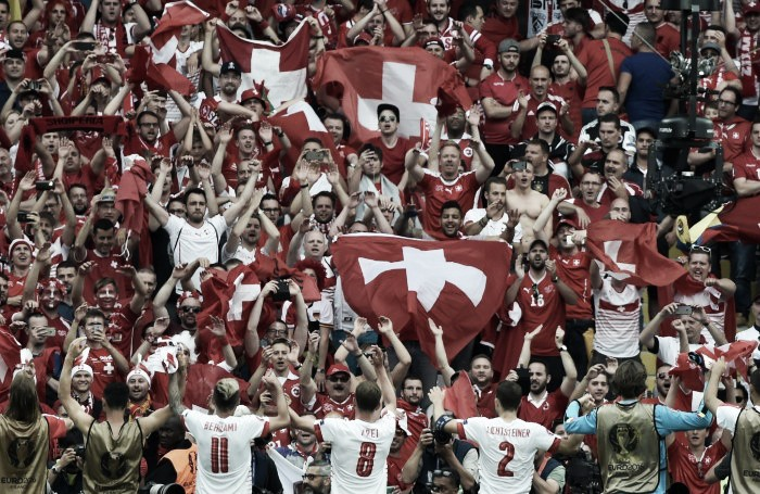Albania 0-1 Switzerland - Player Ratings: Schär strikes as Switzerland overcome plucky Albanian side