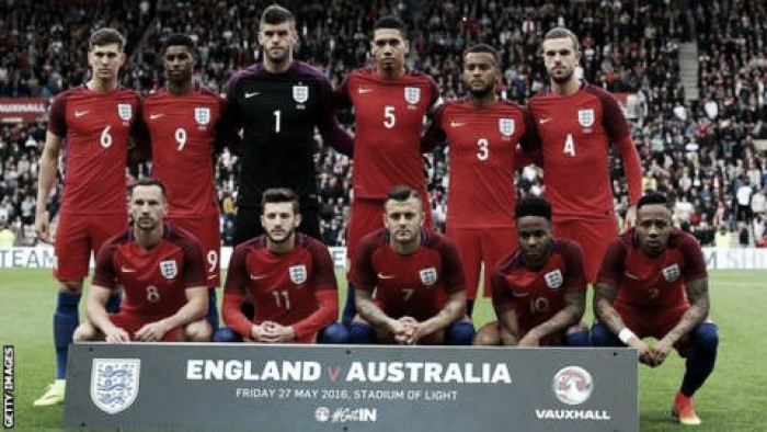 Forster and Bertrand star as England gather momentum