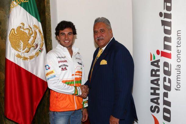 Perez chez Force India