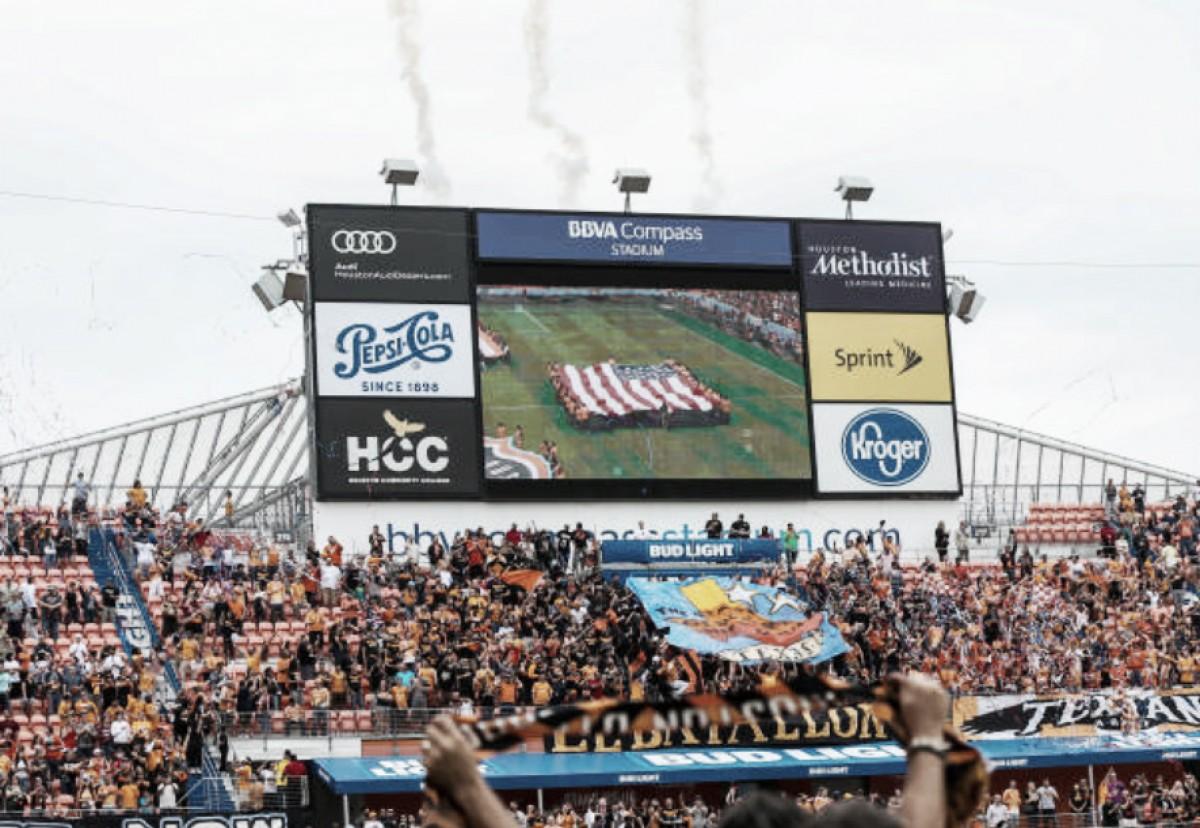 Houston Dash vs North Carolina Courage rescheduled for June 3rd