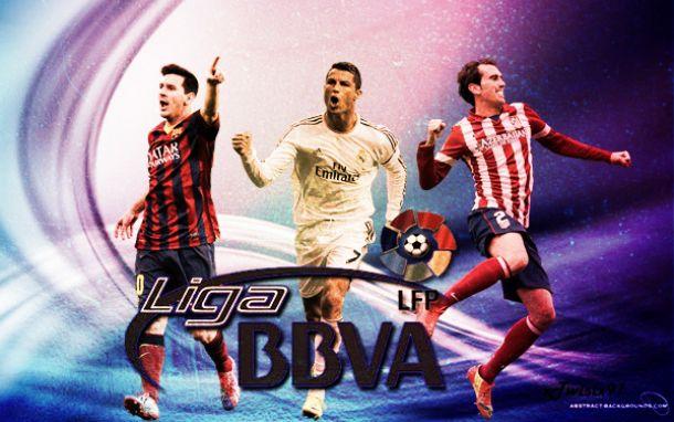 La Liga transpira competitividade