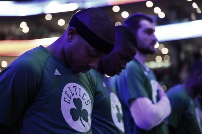 NBA playoffs, i Boston Celtics sull'orlo del baratro