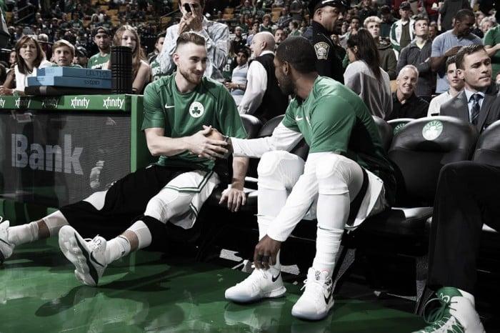 NBA, i Boston Celtics si preparano all'opening night