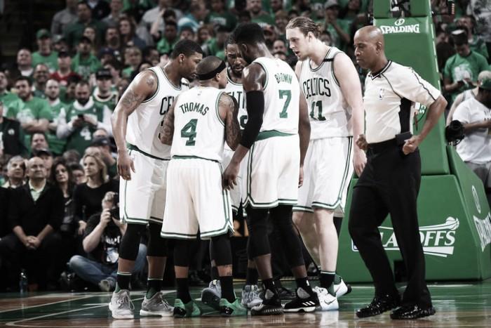 NBA playoffs, soddisfazione Celtics con Cleveland all'orizzonte