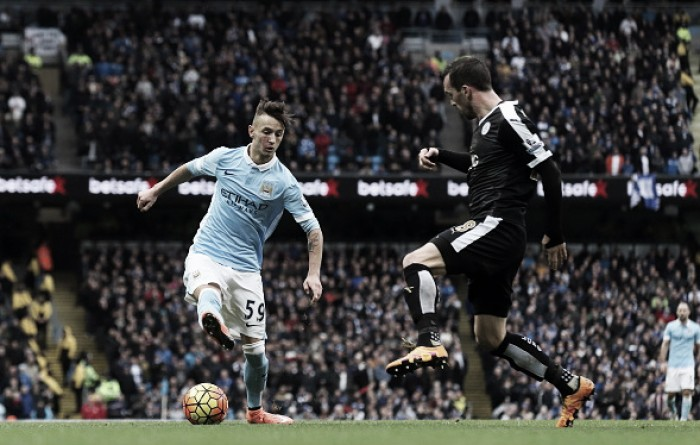 Bersant Celina heralds David Silva as his inspiration ahead of Chelsea clash