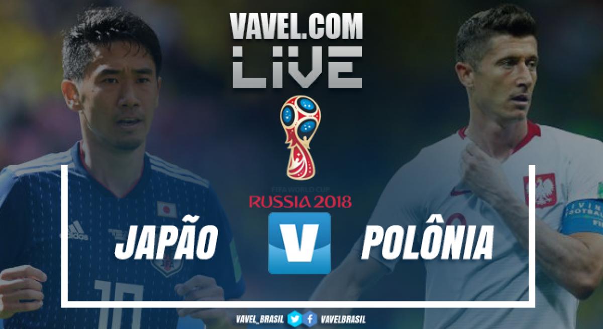 Resultado Japão x Polônia na Copa do Mundo 2018 (0-1)