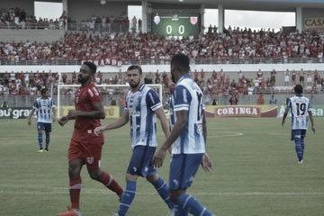 CSA vence CRB pela primeira partida da final do Campeonato Alagoano