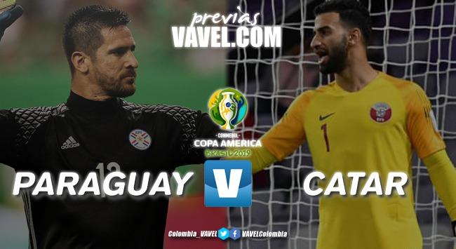 Previa Paraguay vs Catar: dos selecciones que buscan dar la sorpresa