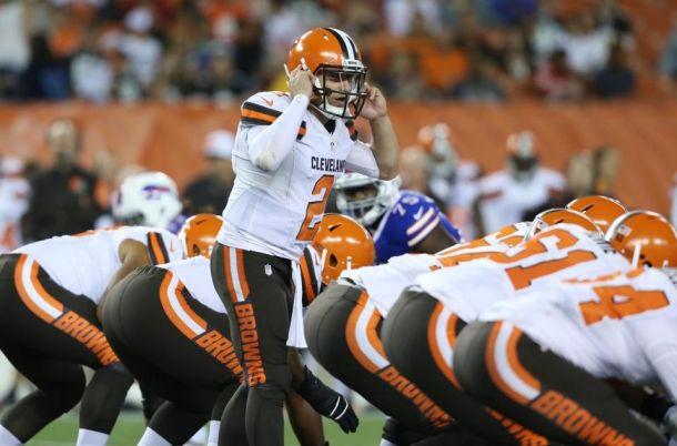 Cleveland Browns To Start Johnny Manziel On Thursday Against Cincinnati Bengals