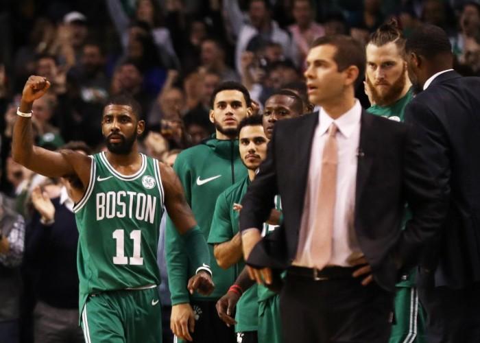 NBA Week 5 - En vert et contre tous